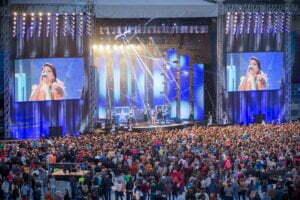 Arena Lublin- koncert