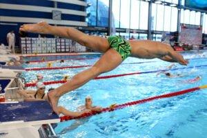 Aqua Lublin - Basen Olimpijski_zawody