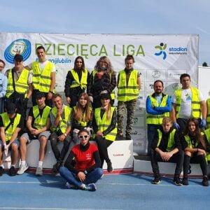 wolontariat biegowy